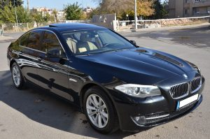 2. El BMW 5 Serisi 520d Premium Hasarsız